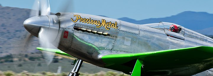 The Modified P51, Precious Metal
