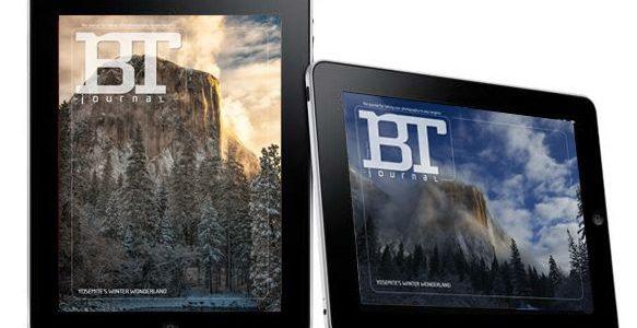 The BTJournal App has arrived!