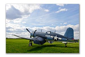 The FG-1D Corsair